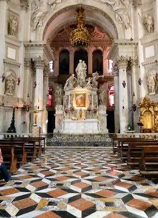 The Churches of Venice :: Dorsoduro | 317 x 438 jpeg 71kB