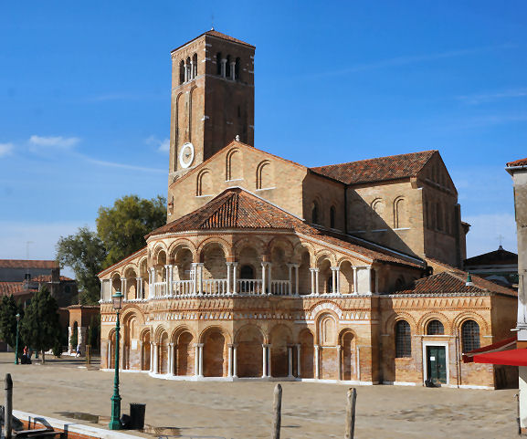 The Churches of Venice :: The Islands