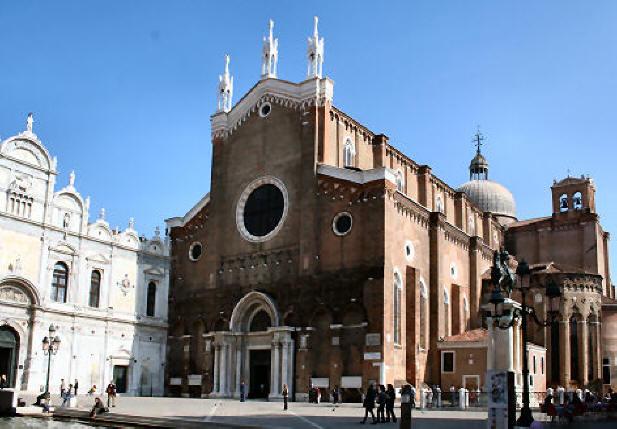 Wenecja - Castello - Campo Zanipolo